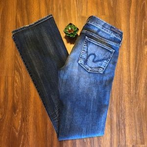"""COH """"Kelly"""" Low Rise Bootcut Jeans Size 27"""